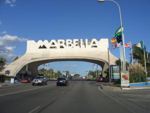 taxi de malaga a marbella