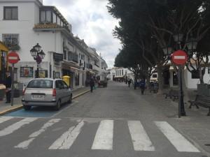 Calle Mijas Pueblo, visita mijas pueblo, taxi malaga a mijas