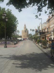 excursion Sevilla, taxi Málaga, visita sevilla
